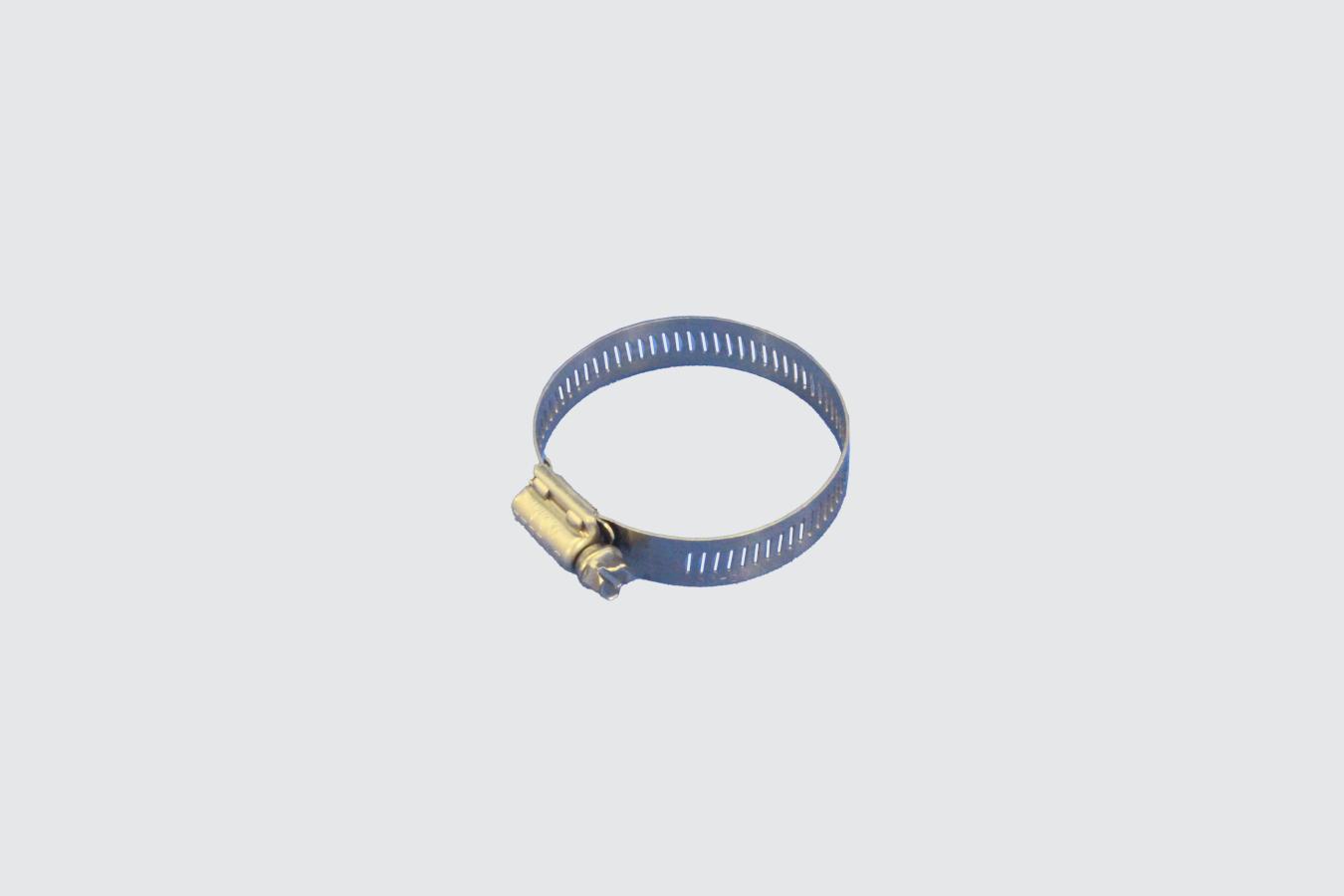 35221662-CLAMP, 1.3125-2.25 ID WORM GEAR ZINC