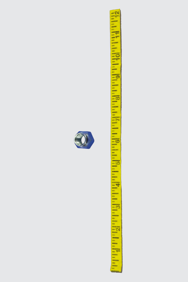 35315274-NUT, WHEEL 1/2-20 60 DEG CONE