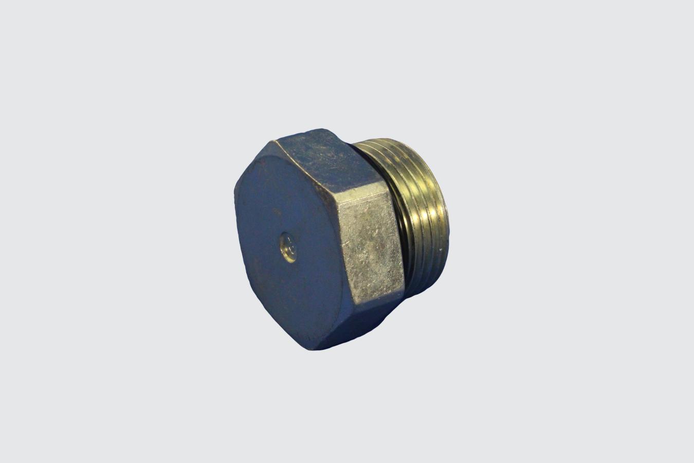 39102355-PLUG, 1.0 SAE O-RING